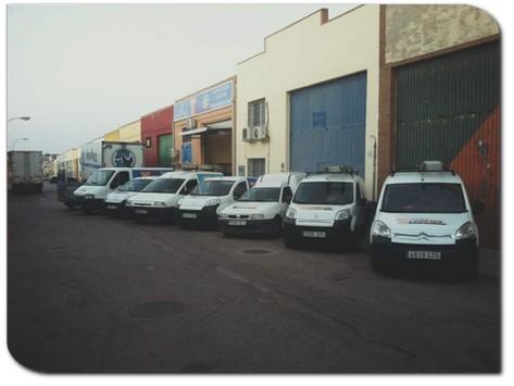 Grupo torresol limpiezas empresas de limpieza - Empresas de jardineria en malaga ...